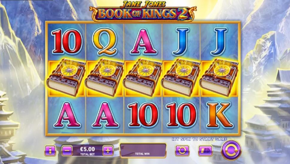 Jane Jones Book of Kings 2 - Slot