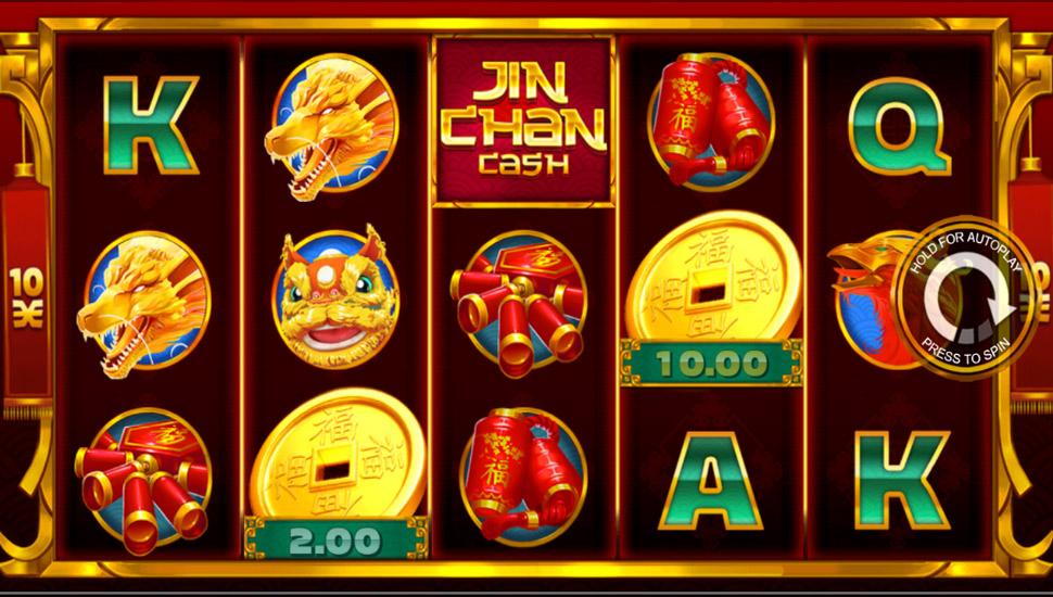 Jin Chan Cash - Slot