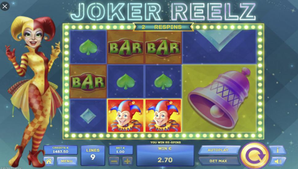 Joker Reelz - slot