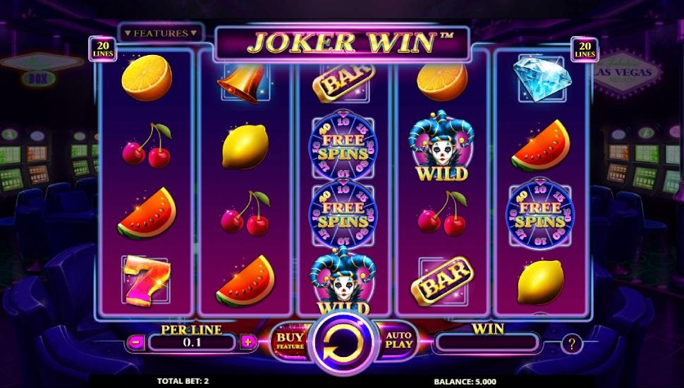 Joker win - Slot