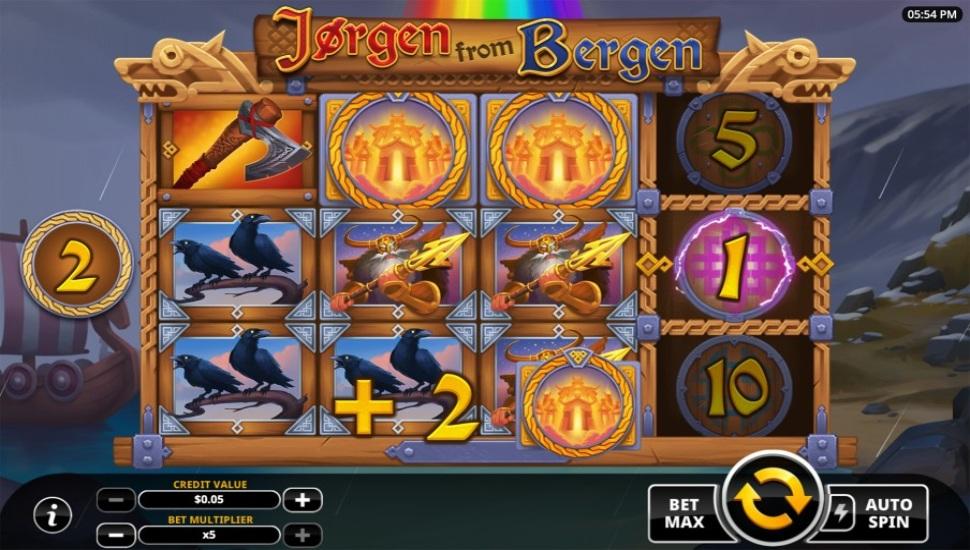 Jorgen From Bergen - Bonus Features