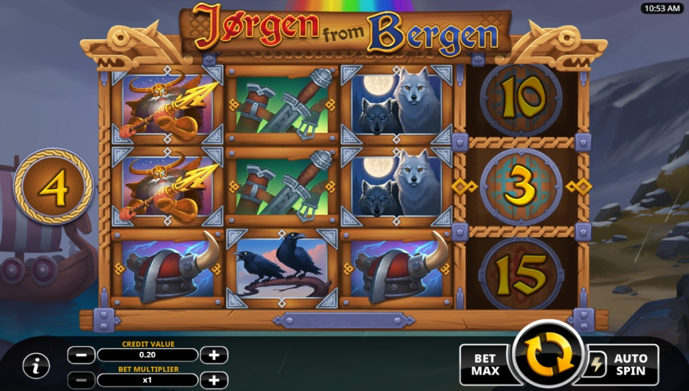 Jorgen From Bergen - Slot