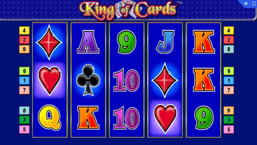 King of Cards - Slot