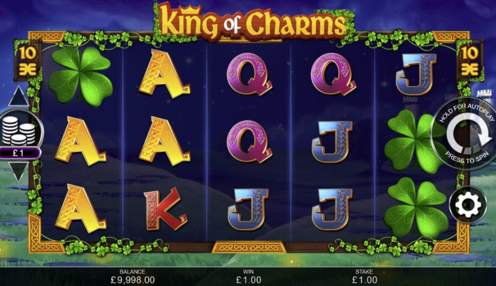 King of Charms - slot
