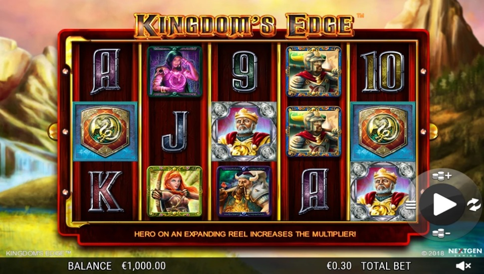 Kingdom's Edge - Slot
