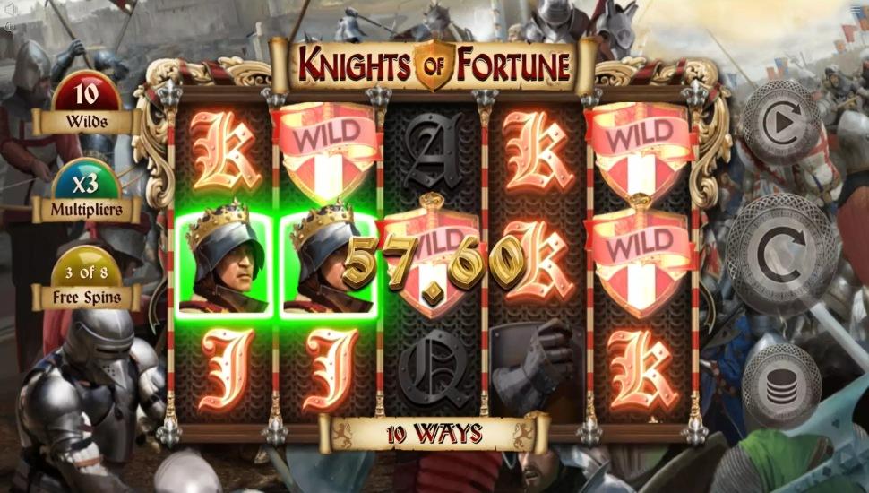 Knights of Fortune - Bonus Features