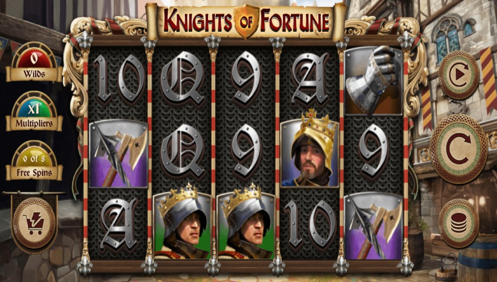 Knights of Fortune - Slot