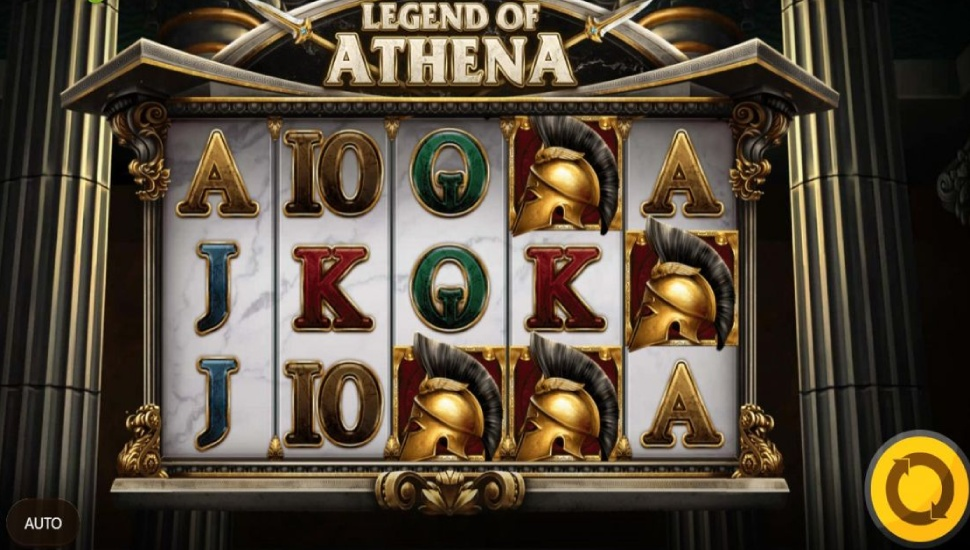 Legend of Athena - Slot