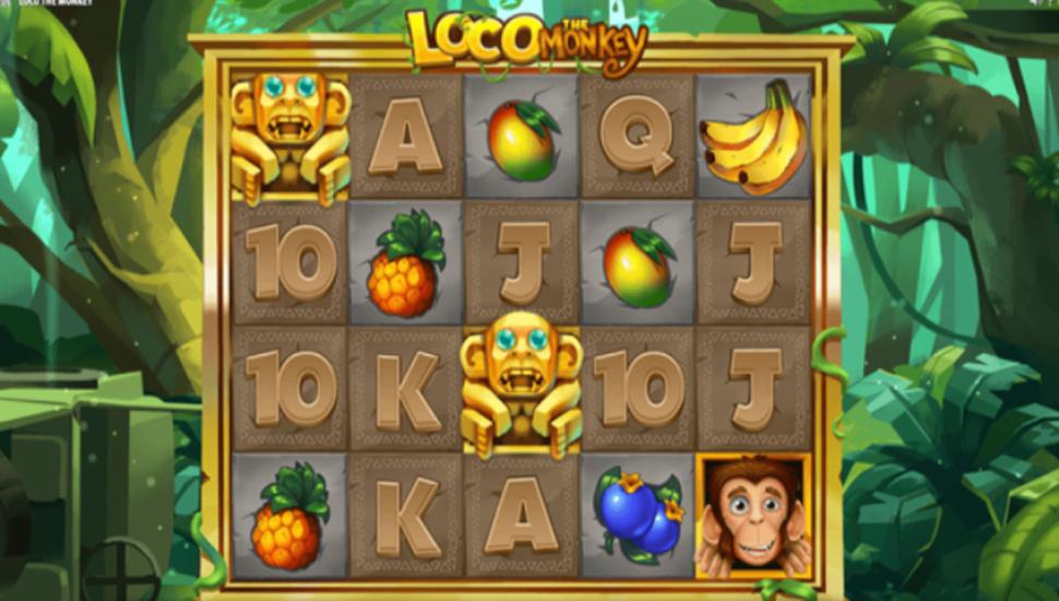 Loco the Monkey - Slot