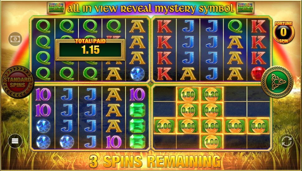 Luck O' The Irish Fortune Spins 2 - Slot