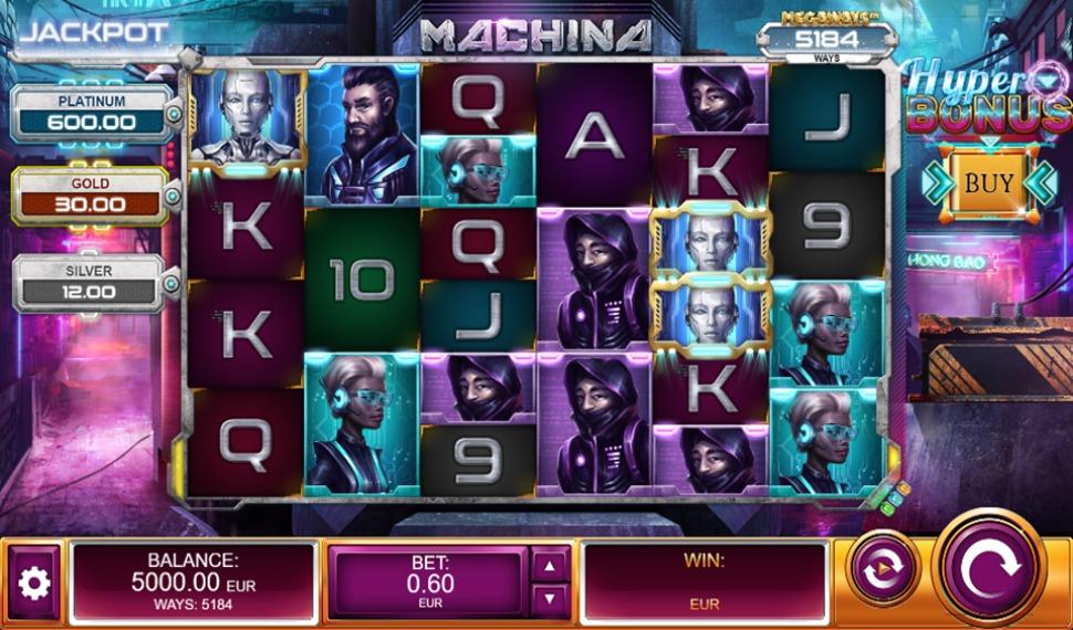 Machina - Slot