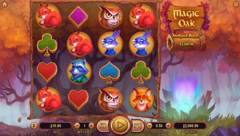 Magic Oak - Slot