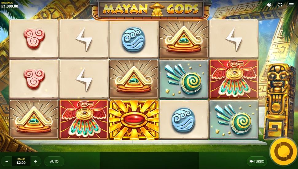 Mayan Gods - Slot