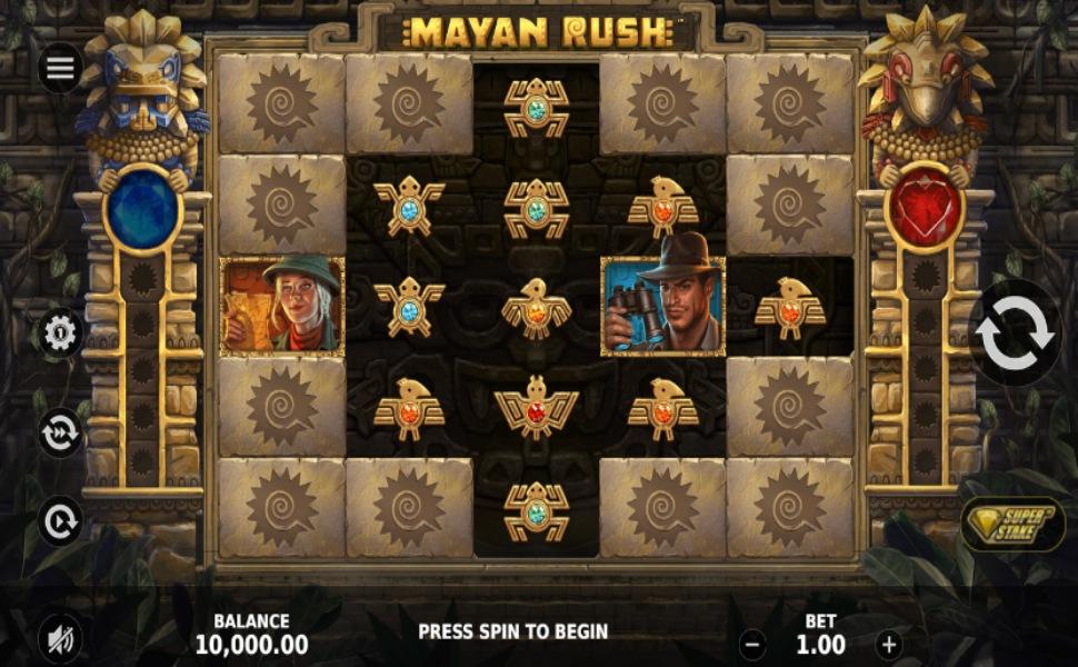 Mayan rush - Slot