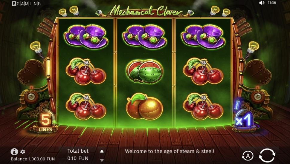 Mechanical Clover - Slot