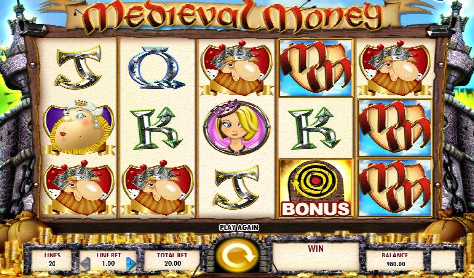 Medieval Money - Slot