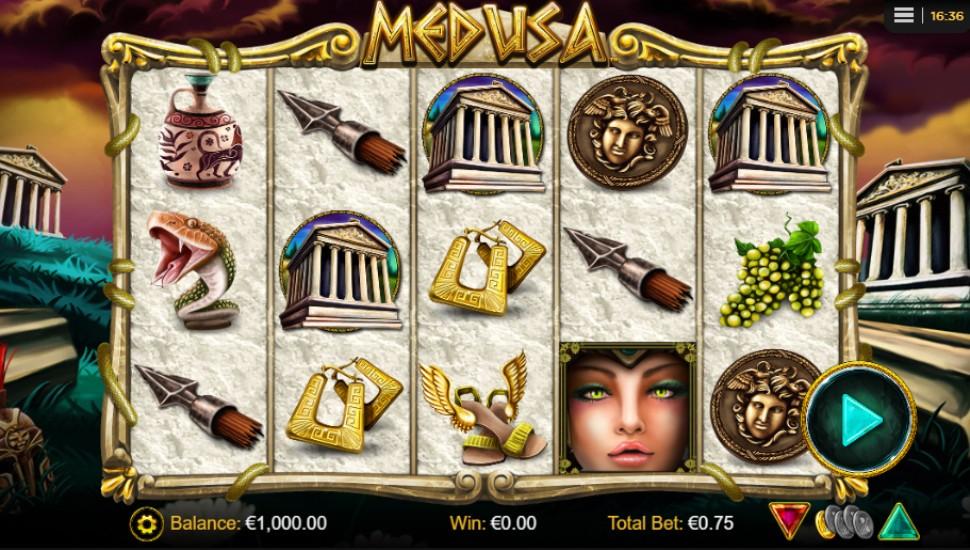 Medusa - Slot