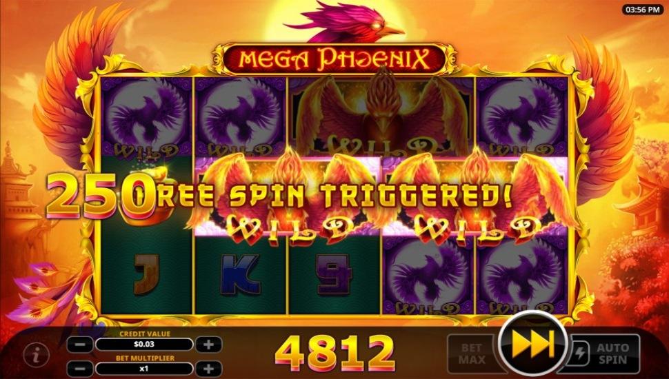 Mega Phoenix - Bonus Features1
