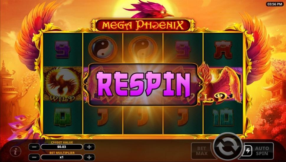 Mega Phoenix - Bonus Features