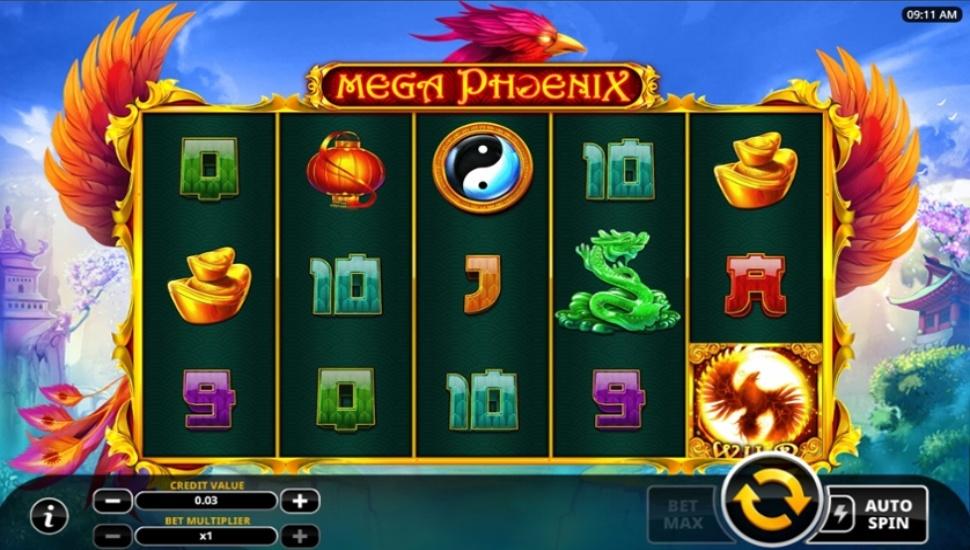 Mega Phoenix - Slot