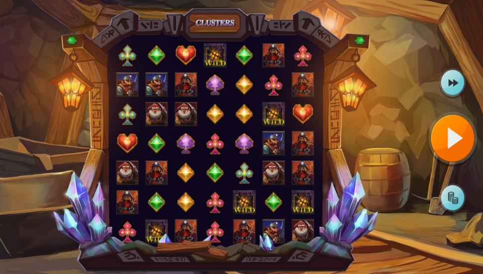 Mines of Glory - Slot