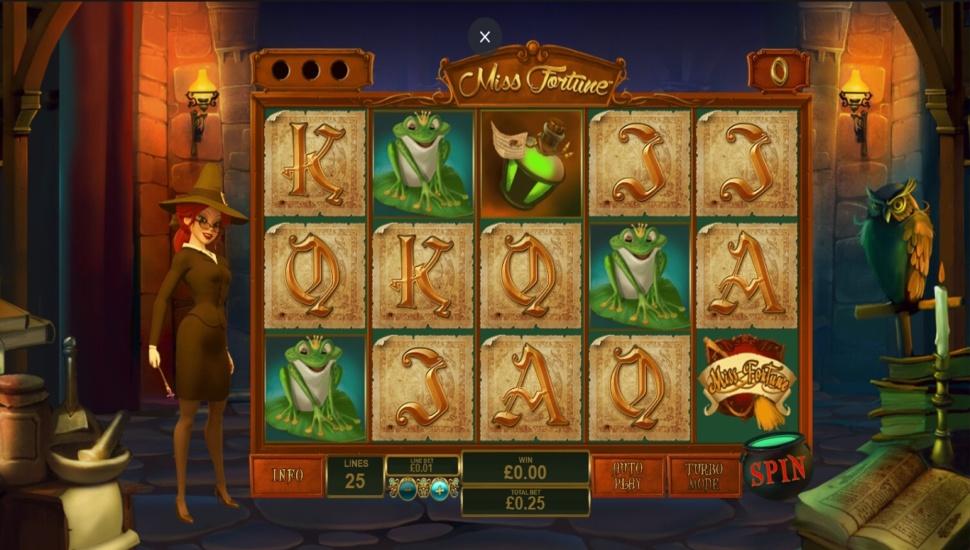 Miss Fortune - Slot