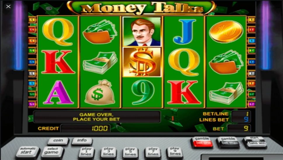 Money Talks - Slot