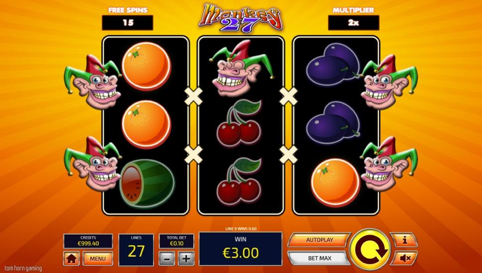 Monkey 27 - Bonus Features