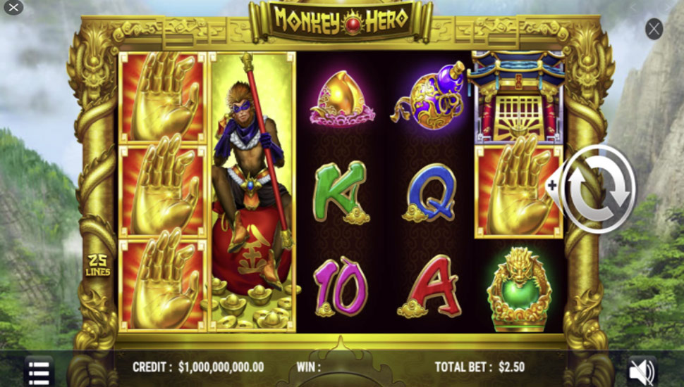 Monkey Hero - slot