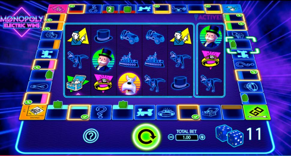 Monopoly Electric Wins - slot