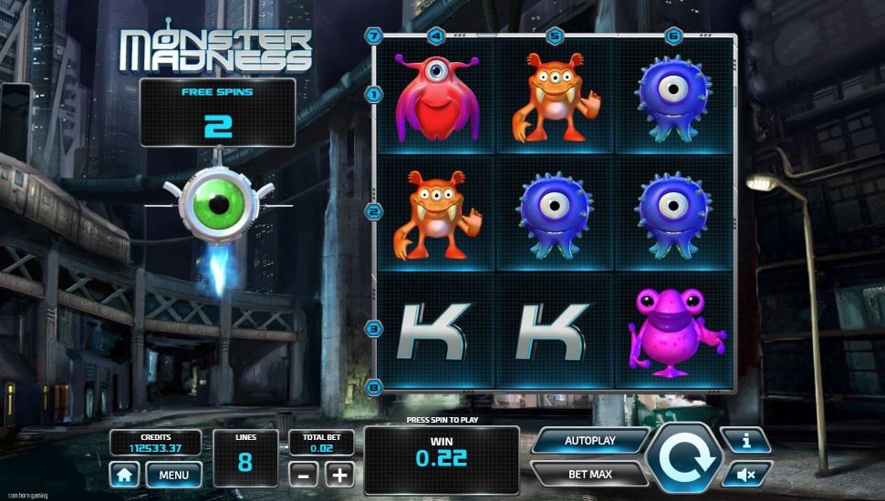 Monster Madness - Bonus Features