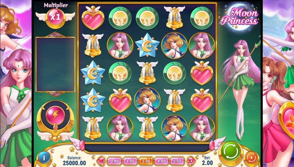 Moon Princess - Slot