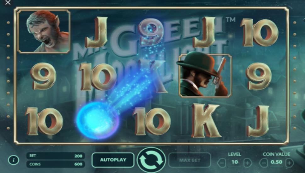 Mr. Green: Moonlight - Slot