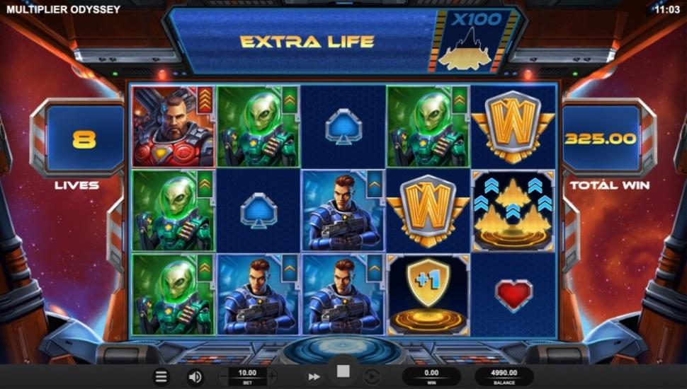 Multiplier Odyssey - Bonus Features