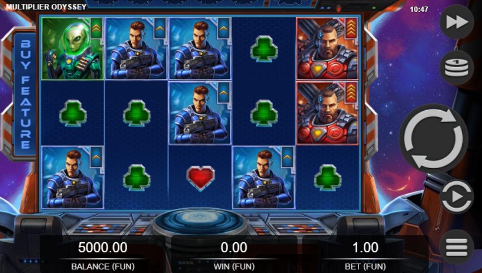 Multiplier Odyssey - Slot
