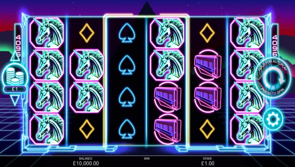 Neon Pyramid - slot
