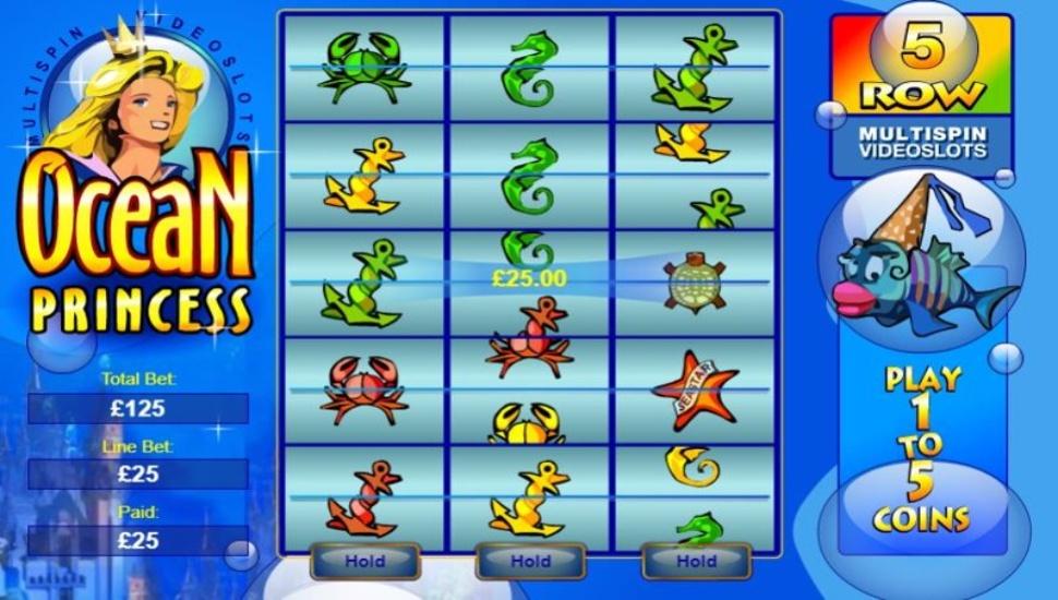 Ocean Princess - slot