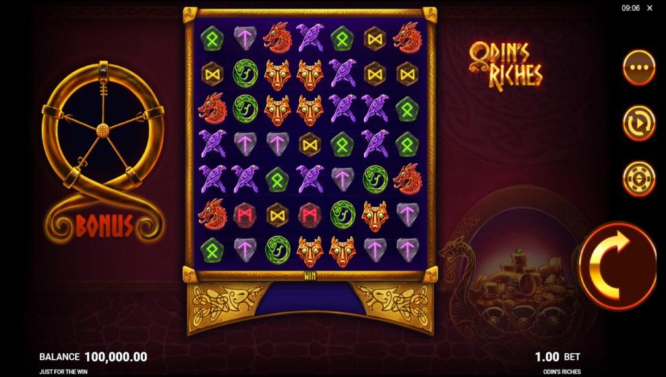Odin's Riches - Slot