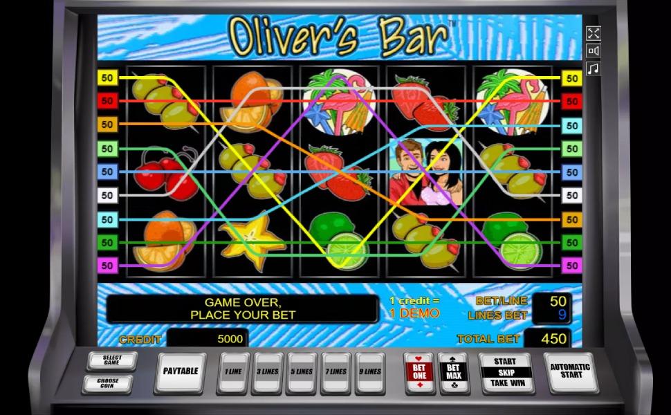 Oliver's Bar - Slot