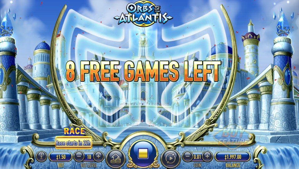 Orbs of Atlantis - Bonus features