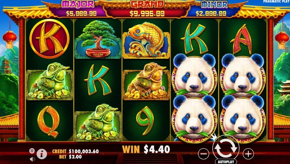 Panda's Fortune 2 - Bonus Features