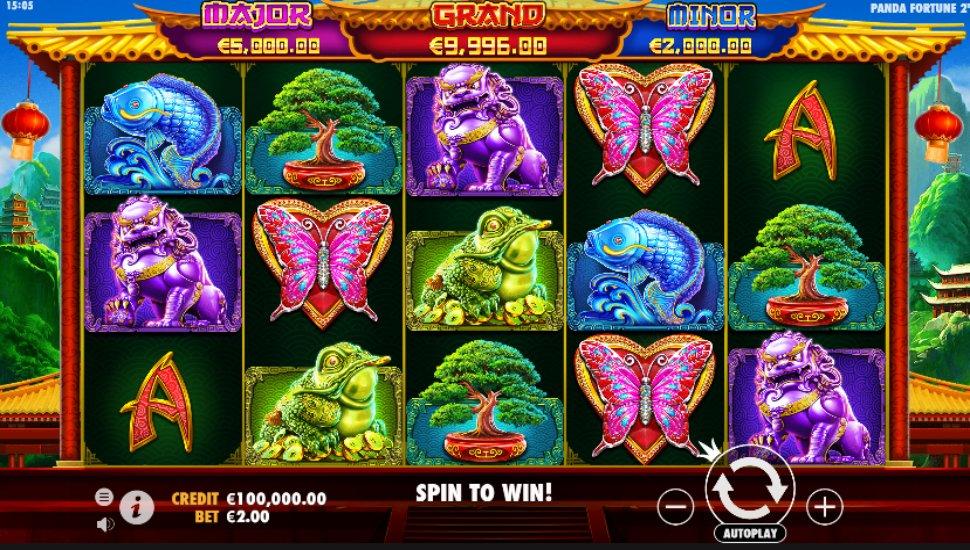 Panda's Fortune 2 - Slot