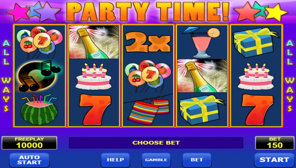 Party Time - Slot