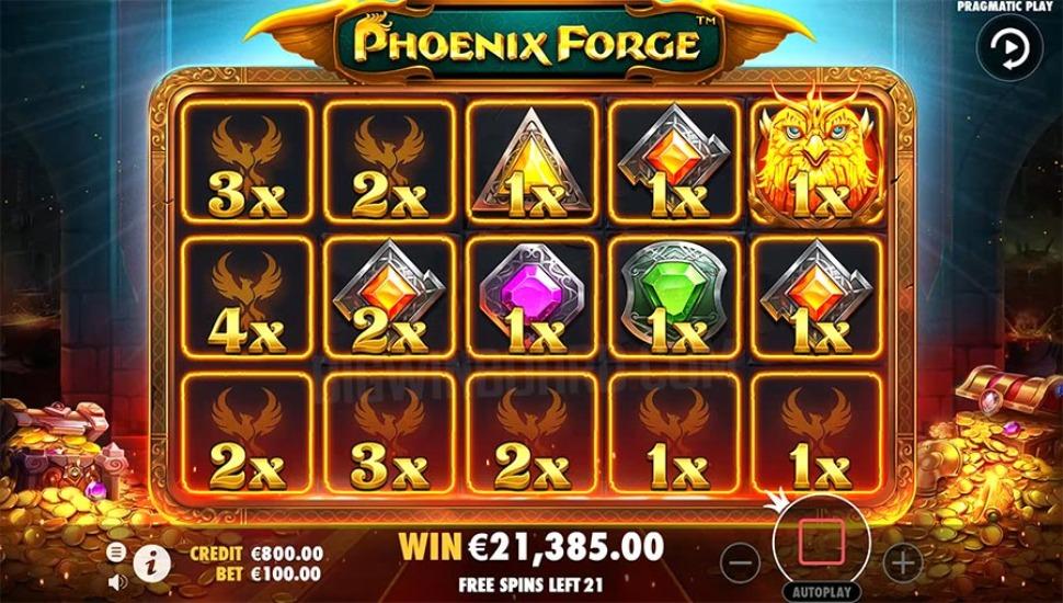 Phoenix Forge - Bonus Features