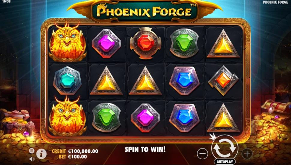 Phoenix Forge - Slot
