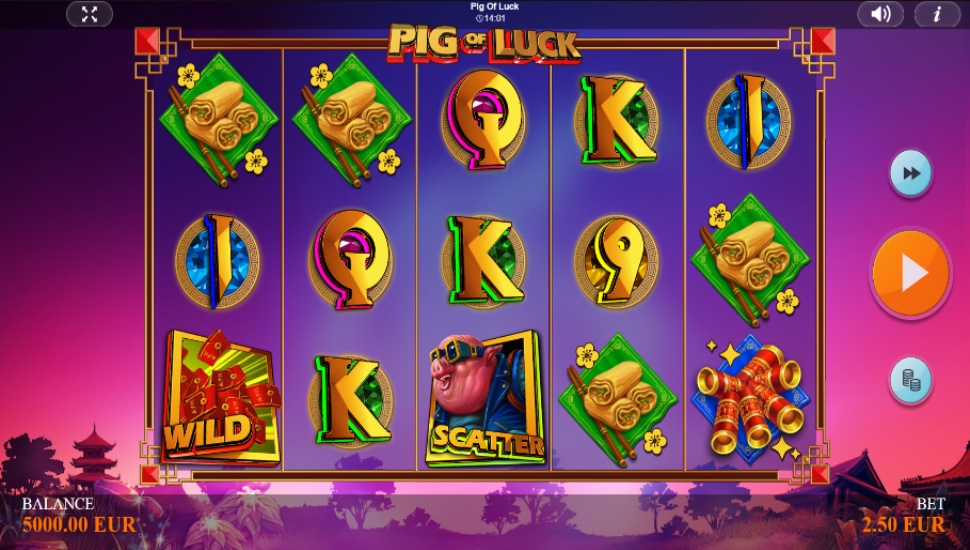 Pig of Luck - Slot