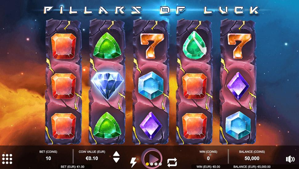 Pillars of Luck - Slot