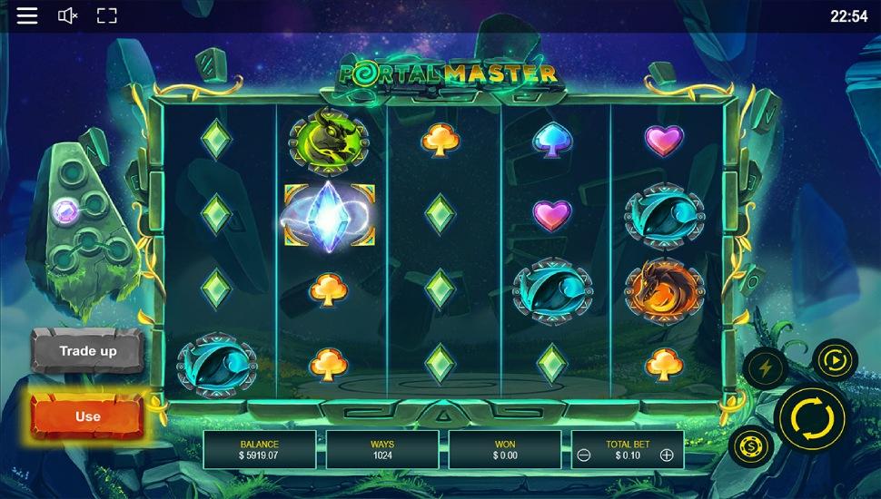 Portal Master - Slot