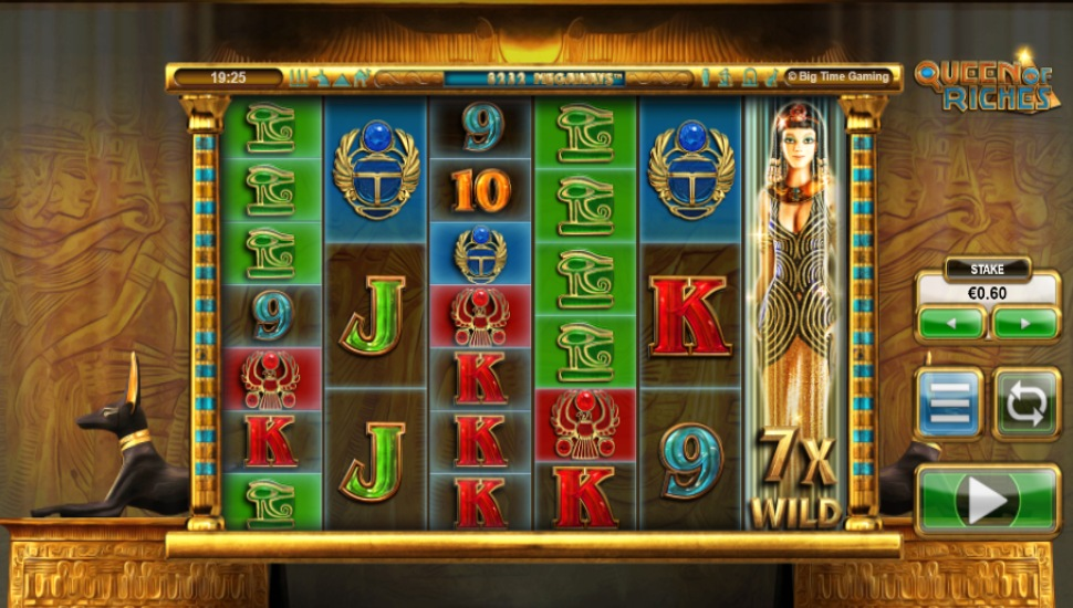 Queen of Riches Megaways - Slot