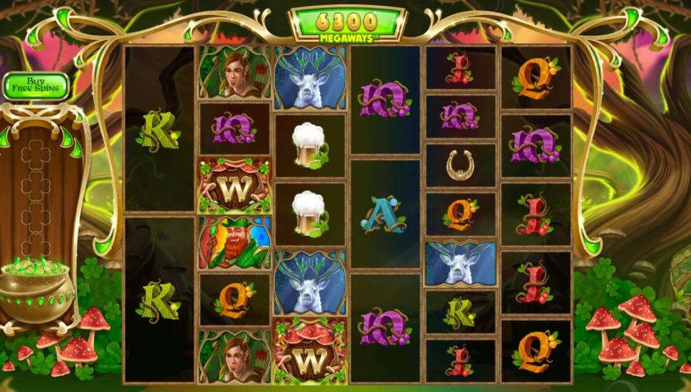 Rainbow Wilds Megaways - Bonus Features